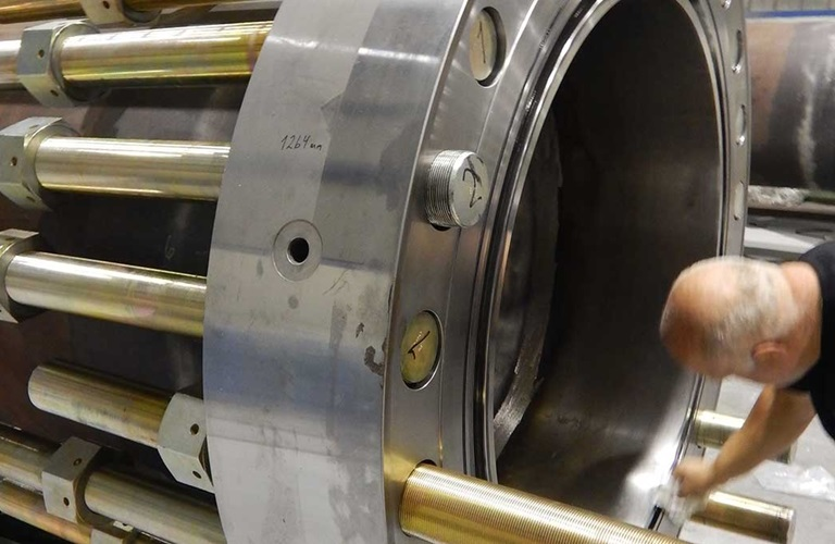 Marjan Offshore Gas Project deploys compact flanges
