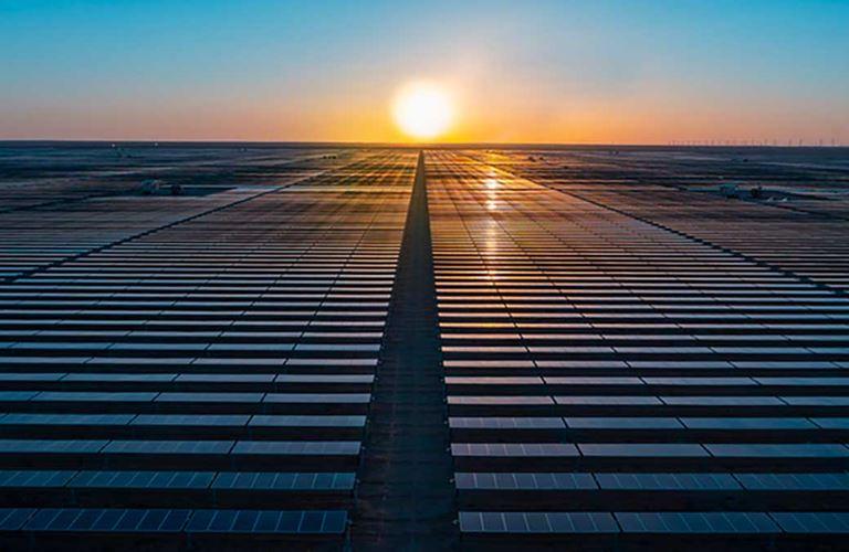 Aramco invests in giant Saudi Arabia solar project