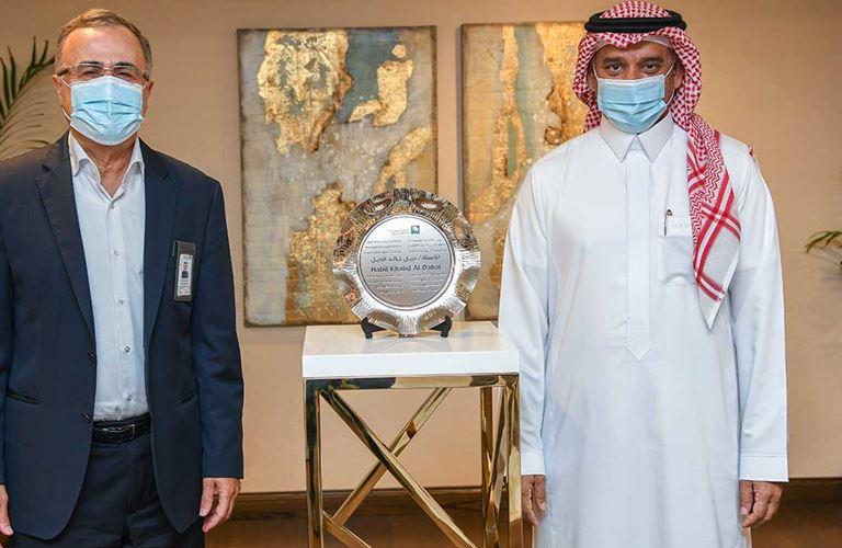 Nabil K. Al-Dabal steps down, praises Aramco's world-class development