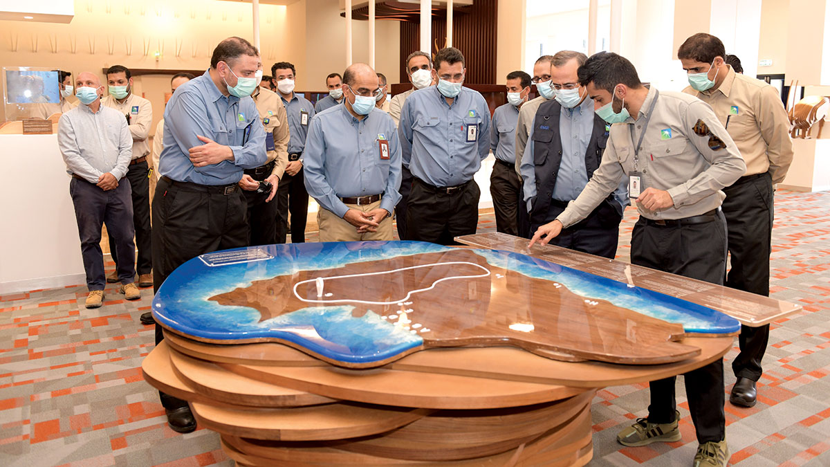Shaybah Executive Management Safety Review: Mitigating risks in the Empty Quarter