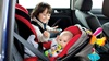 Child car seats: what you need to know