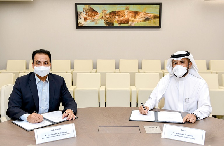MOU with Dammam airport paves way for logistics hub