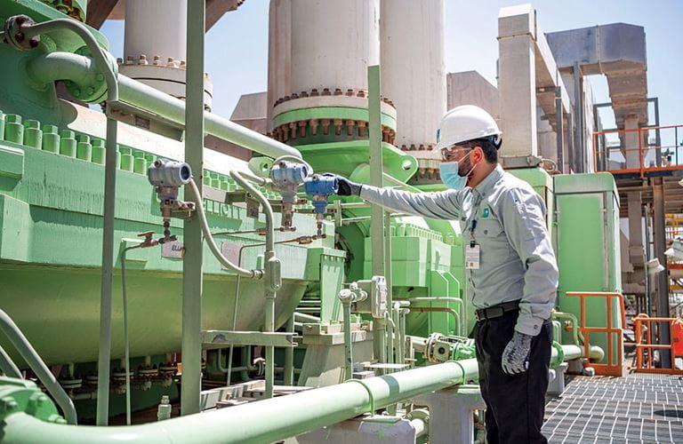 Aramco hydrocarbon journey: Stabilization