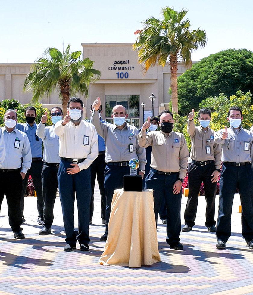 Company wins environmental award